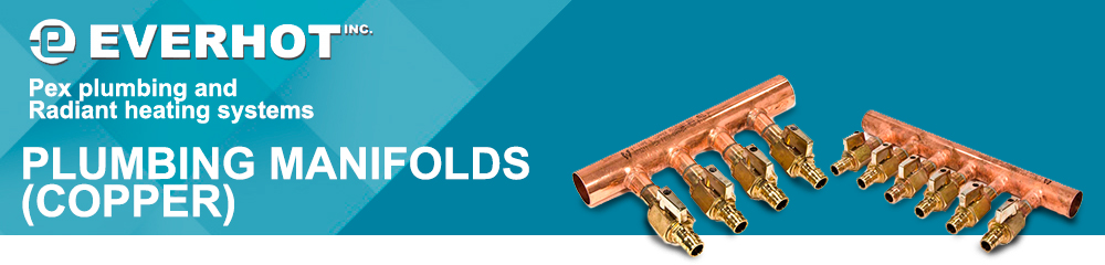 Plumbing Manifolds (Copper)